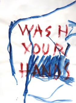 Wash your hands Pay your fare S1 2:8